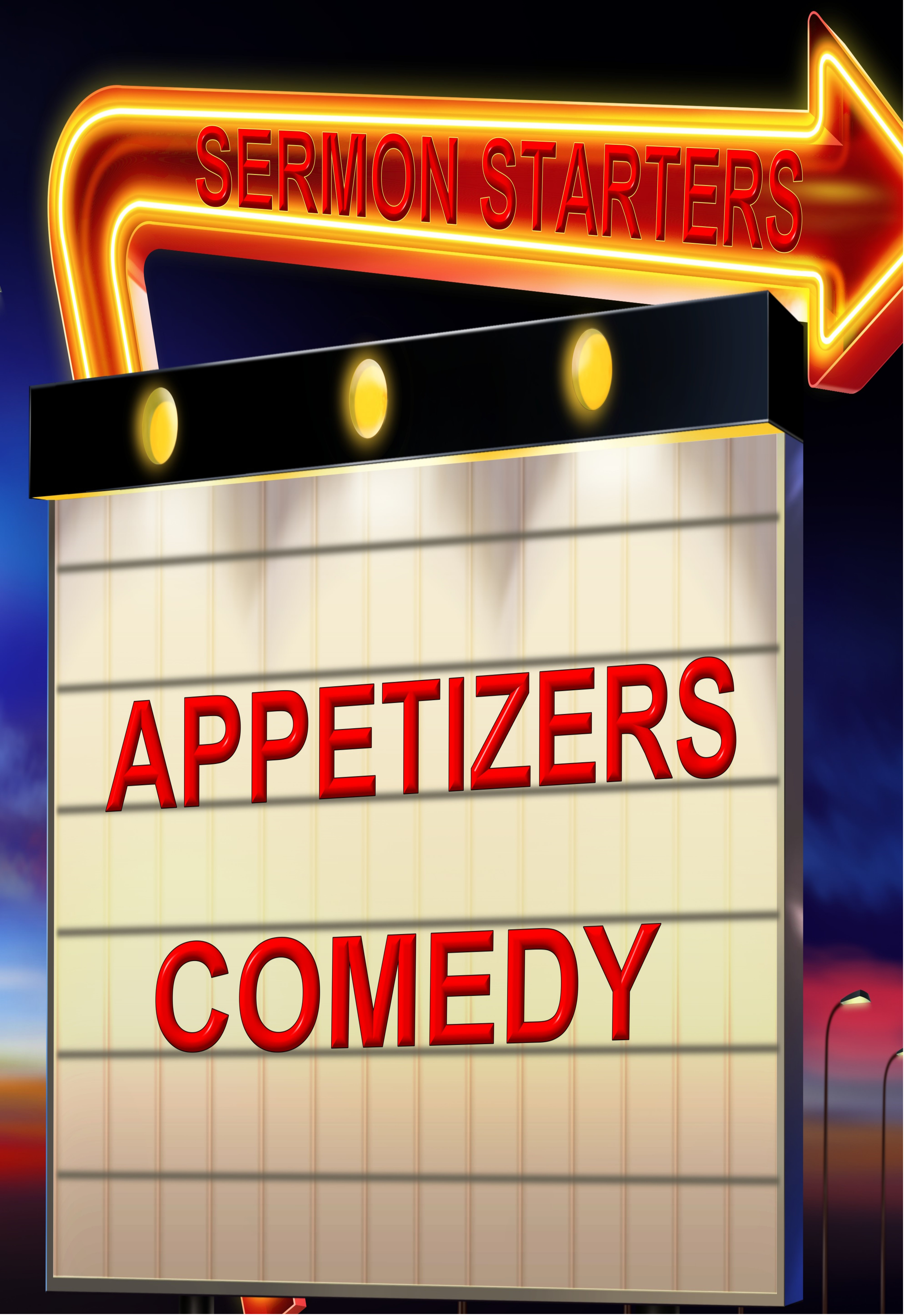 Appetizers Comedy