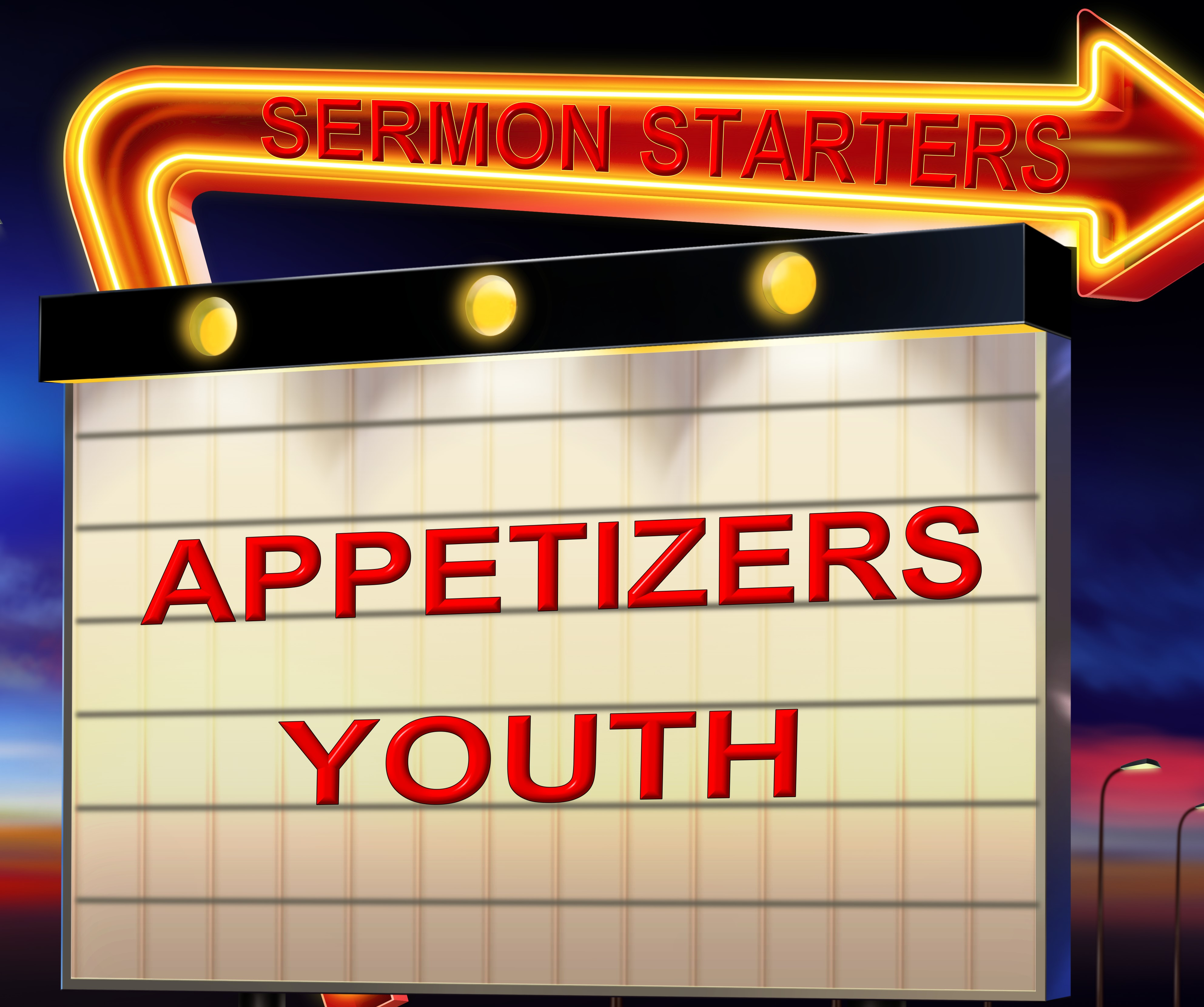 Appetizers Youth