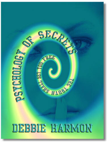Psychology of secrets Book Cover front