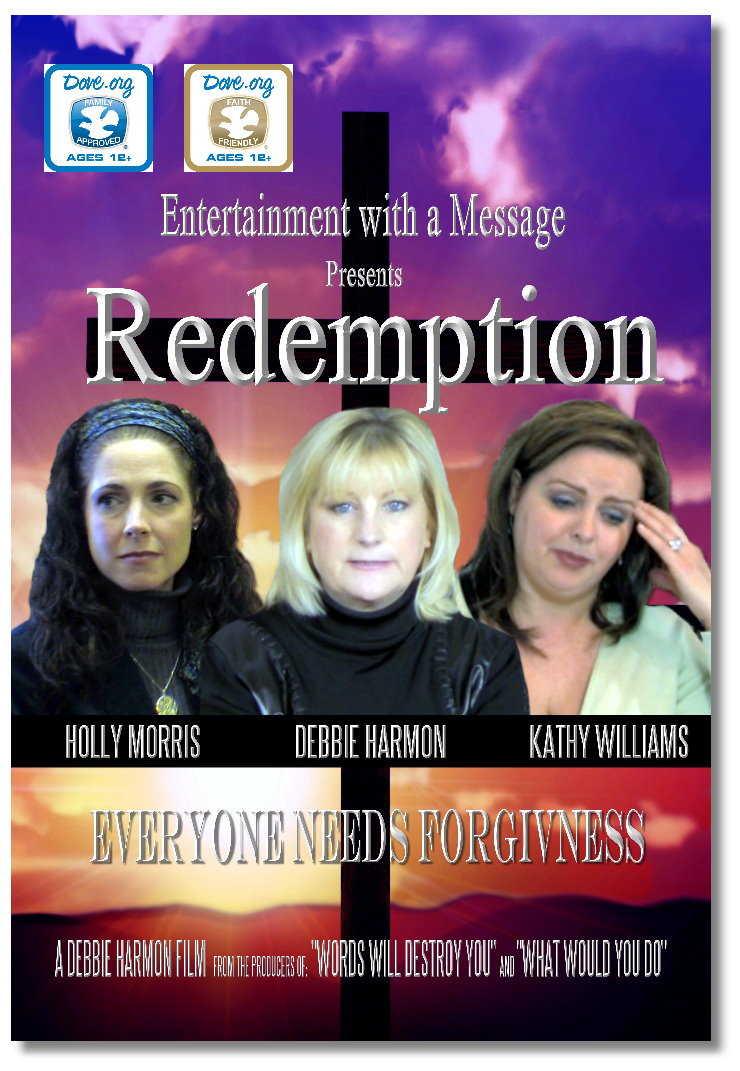 Redemption dVD jacket